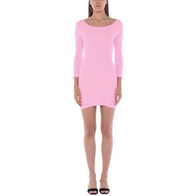 REINA OLGA ビーチドレス ピンク 1 ナイロン 86% / ポリウレタン 14% ビーチドレス