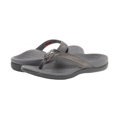 VIONIC バイオニック レディース 女性用 シューズ 靴 サンダル Tide II - Pewter Metallic