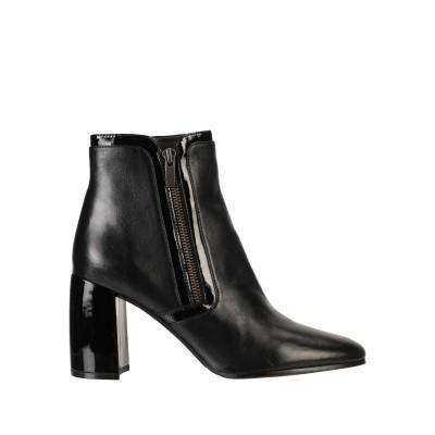 ブルーノ プレミ BRUNO PREMI ショートブーツ ブラック 40 羊革(シープスキン) 100% ショートブーツ