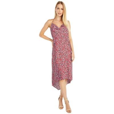 BCBジェネレーション レディース ワンピース トップス Cocktail Cowl Neck Asymmetrical Woven Dress - TYE6235277