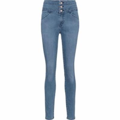 ジェイ ブランド J Brand レディース ジーンズ・デニム スキニー ボトムス・パンツ annalie high-rise skinny jeans Vivacious
