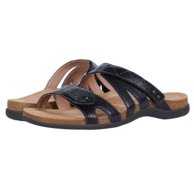 タオス Taos Footwear レディース サンダル・ミュール シューズ・靴 Premier Black