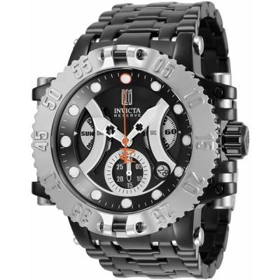 インビクタ 腕時計 34274 Invicta Reserve メンズ 50mm JT LTD Swiss クォーツ クロノグラフ Bracelet Watch インヴィクタ