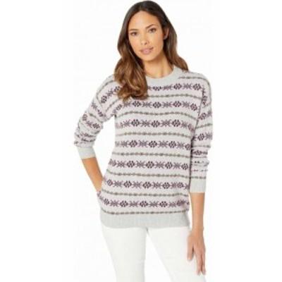 ラルフ ローレン LAUREN Ralph Lauren レディース ニット・セーター トップス Fair Isle Cotton-Blend Sweater Multi