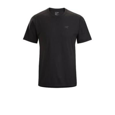 アークテリクス(ARC'TERYX)半袖Tシャツ レミージ ショートスリーブ シャツ L07514300-Black Heather