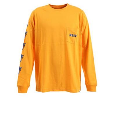 Tシャツ メンズ 長袖 PALM RF19FA-1002LS-MUS