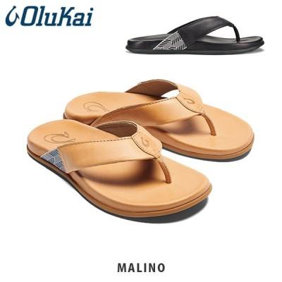 OluKai オルカイ MALINO メンズ サンダル トングサンダル ビーチサンダル ハワイ 夏 海 プール おしゃれ 10432 OLU10432