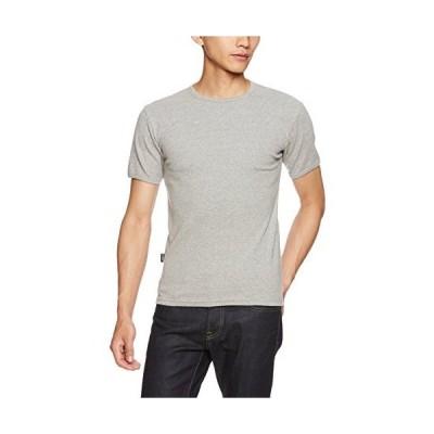 アヴィレックス ミニワッフルTシャツ半袖 DAILY MINI WAFFLE CREW NECK T-SHIRT 6143150 メンズ