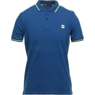 ドーア DOOA メンズ ポロシャツ トップス polo shirt Bright blue