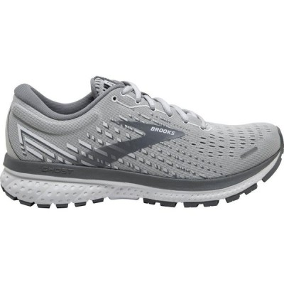 ブルックス Brooks レディース ランニング・ウォーキング シューズ・靴 Ghost 13 Running Shoes Grey/White