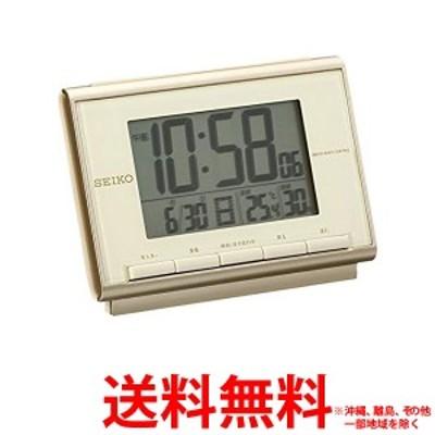 セイコー 電波目覚まし時計 SQ698C