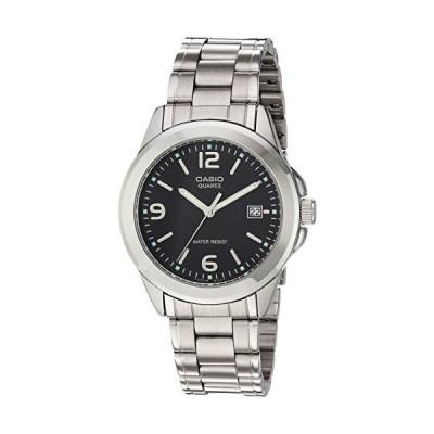 腕時計 カシオ メンズ MTP1215A-1ACR Casio Men's MTP1215A-1ACR Stainless Steel Watch