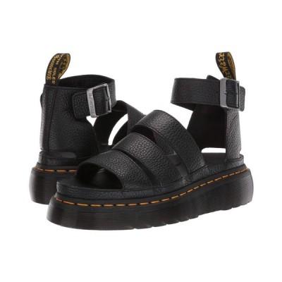 ドクターマーチン Dr. Martens レディース サンダル・ミュール シューズ・靴 Clarissa II Quad Shore Black