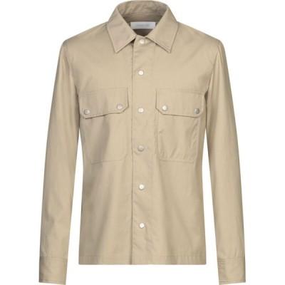 ヘルムート ラング HELMUT LANG メンズ シャツ トップス solid color shirt Beige