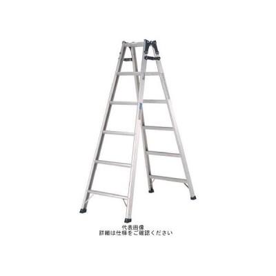 アルインコアルインコ(ALINCO) 幅広踏ざん(55mm)はしご兼用脚立PRS-W PRS120WA 1台 820-2630(直送品)
