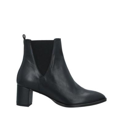 BRUGLIA ショートブーツ  レディースファッション  レディースシューズ  ブーツ  その他ブーツ ブラック