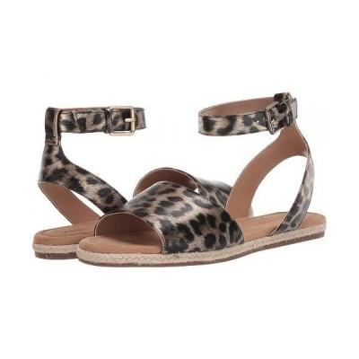 Aerosoles エアロソールズ レディース 女性用 シューズ 靴 サンダル Demarest - Leopard
