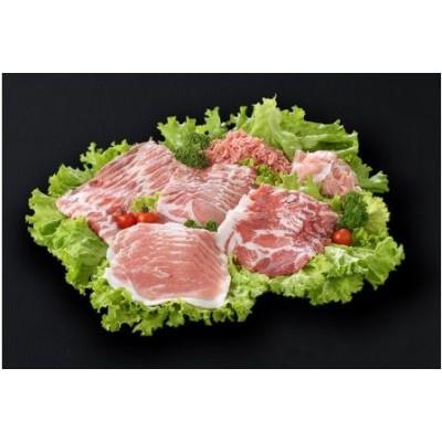 都城産豚「南国スイート」バラエティ2.5kgセット