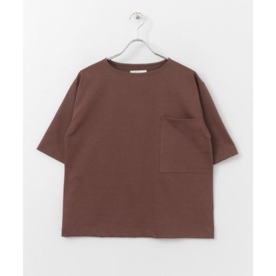 URBAN RESEARCH DOORS / アーバンリサーチ ドアーズ UNIFY Wide Pocket T-shirts