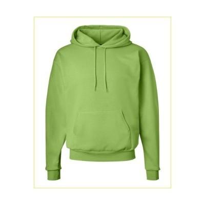 Hanes P170 Comfort Blend Ecosmart Pullover Hoodie Sweatshirt Size - 2 Extra Large - Lime