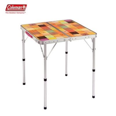 コールマン ナチュラルモザイクリビングテーブル/60プラス 2000026754 アウトドア テーブル キャンプ