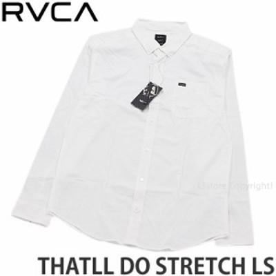 ルーカ THATLL DO STRETCH LS カラー:WHT