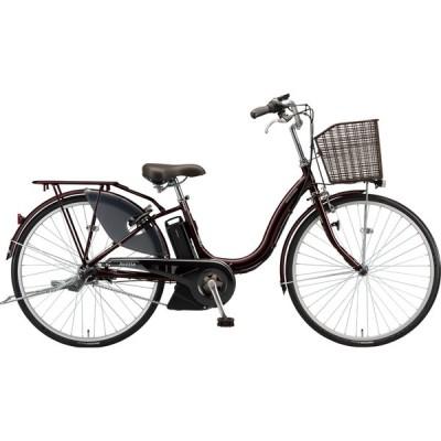 電動自転車 ブリヂストン 電動アシスト自転車 2020年 アシスタU LT 26インチ 3段変速ギア A6LC30 3P01PB0 F.Xカラメルブラウン ブリジストン おしゃれ