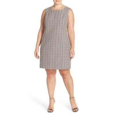 タルト レディース ワンピース トップス Dinah Printed Dress (Plus Size) NEON AZTEC