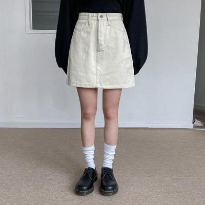 VANILLAMILK レディース スカート Fiona cotton mini skirt