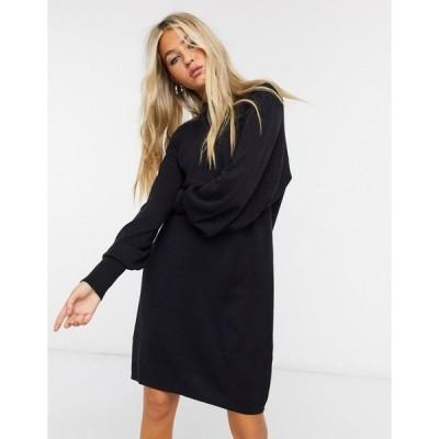 イン ウェア レディース ワンピース トップス In Wear Sanja Dress Black