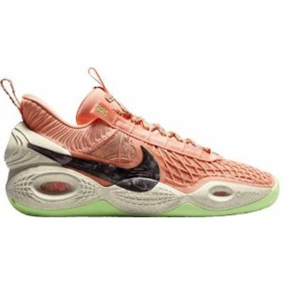 ナイキ メンズ スニーカー シューズ Nike Cosmic Unity Basketball Shoes Orange/Black