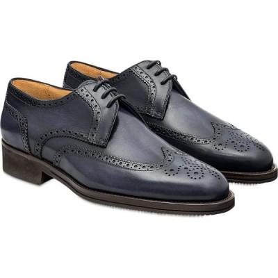 パーカーソン Pakerson メンズ 革靴・ビジネスシューズ ダービーシューズ シューズ・靴 Stone Pisa Derby Shoe Gray