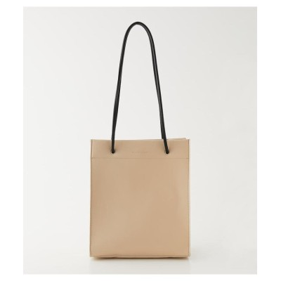 【アズールバイマウジー】 NARROW HANDLE SHOPPER BAG 2 レディース L/BEG1 FREE AZUL BY MOUSSY