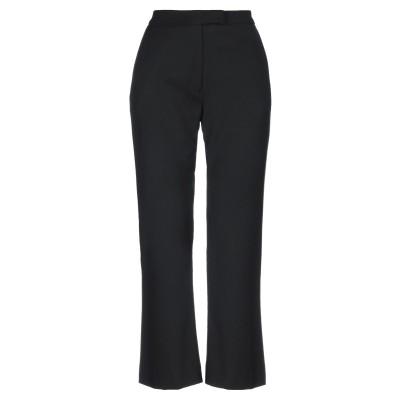 GIACOBINO パンツ ブラック 38 ポリエステル 53% / バージンウール 43% / ポリウレタン 4% パンツ