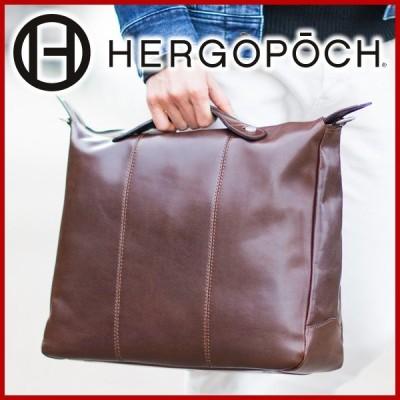 HERGOPOCH エルゴポック Glaze Series グレイズシリーズ グレイズドレザー 3WAYショルダーバッグ GL-SL3