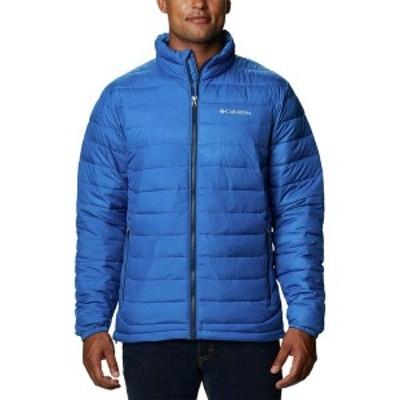 コロンビア メンズ ジャケット・ブルゾン アウター Powder Lite Jacket Bright Indigo