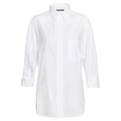 シチズンズ オブ ヒューマニティ レディース シャツ トップス KAYLA - Button-down blouse - white white
