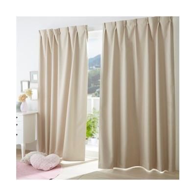 【送料無料!】ドビー織遮熱。防音。1級遮光カーテン ドレープカーテン(遮光あり・なし) Curtains, blackout curtains, thermal curtains, Drape(ニッセン、nissen)