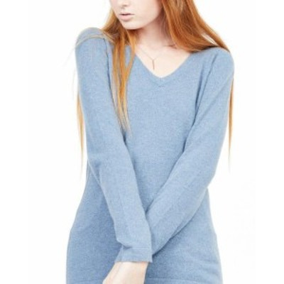 Quinn  ファッション トップス Quinn Essential Cashmere V-Neck Sweater 2