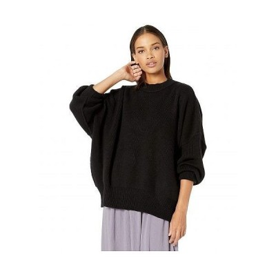 Free People フリーピープル レディース 女性用 ファッション セーター Easy Street Tunic - Black