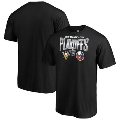 ユニセックス スポーツリーグ ホッケー Pittsburgh Penguins vs. New York Islanders Fanatics Branded 2019 Stanley Cup Playoffs Matchup C