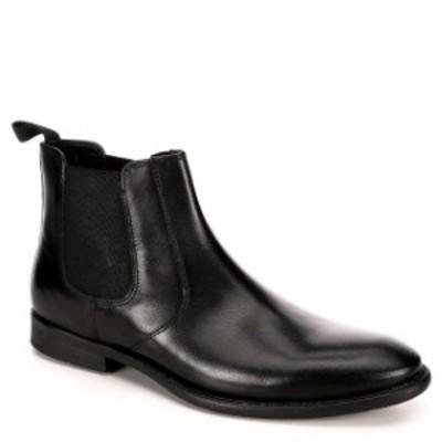 シューズ ブーツ Franco Fortini Mens Trevor Chelsea Tan Leather Shoes