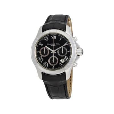腕時計 レイモンドウイル Raymond Weil Parsifal オートマチック グレー ダイヤル メンズ 腕時計 7260-STC-00208
