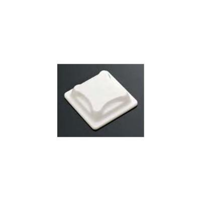 マルケイ メラミン食器PPカバー PP110IW 10cm 用角カバー 109×109×32mm (9.8〜10.3)cm×(9.8〜10.3)cmの食器に対応