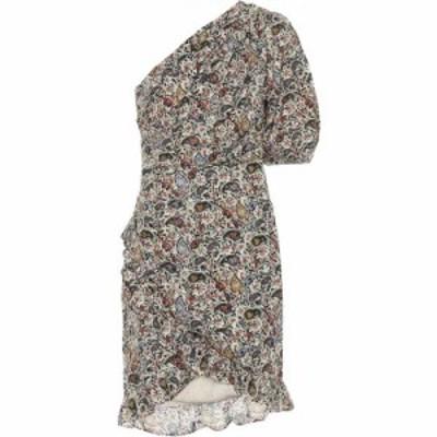 イザベル マラン Isabel Marant. Etoile レディース ワンピース ワンピース・ドレス esthera printed cotton minidress Ecru