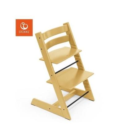 Stokke® ストッケ トリップトラップ サンフラワーイエロー 木製 ハイチェア ベビーチェア いす 椅子 イス 子供椅子 子供部屋 ストッケ正規販売店 家具 北