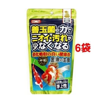 コメット 金魚の主食 納豆菌 ( 90g*6袋セット )/ コメット(ペット用品)