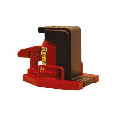 イーグル 低床・レバー回転・安全弁付爪つきジャッキ爪能力8t 240 x 350 x 370 mm G-160T