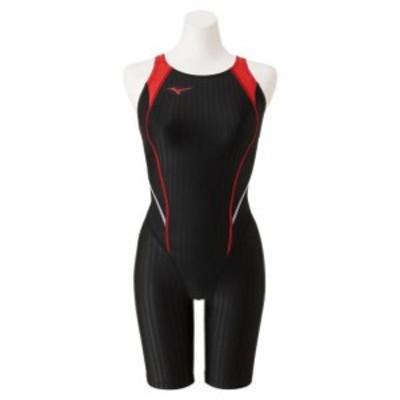 MIZUNO(ミズノ) 競泳用ハーフスーツ(マスターズバック)(レディース) (N2MG0240)