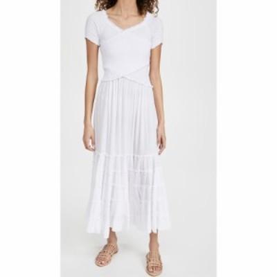 プーペット セント バース Poupette St Barth レディース ワンピース ワンピース・ドレス Soledad Dress White